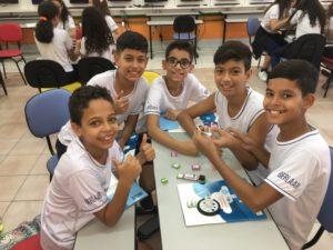Circuito Elétrico – utilizando o littleBits