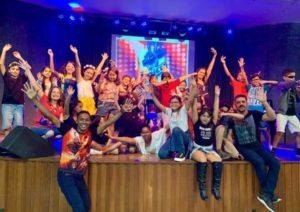 Projeto de Música: The Voice Kids  – 2019