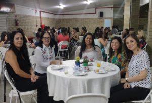 Dia de festa e oração no CBIC