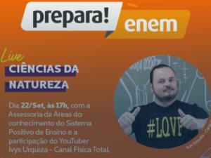 Prepara Enem está chegando – 22/09