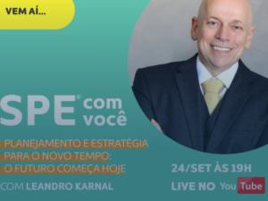 O futuro começa hoje – Leandro Karnal – 24/09