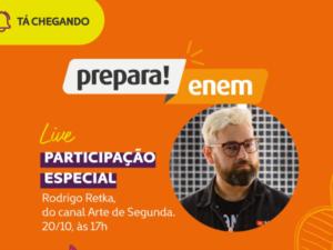 Prepara ENEM – 20/10 – 17h