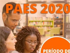 Inscrições PAES 2020 – início 14/12