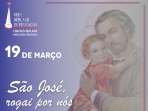 19 de Março! São José, rogai por nós!
