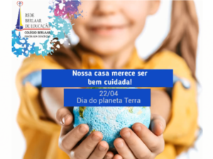 Dia do Planeta Terra – 22 de Abril